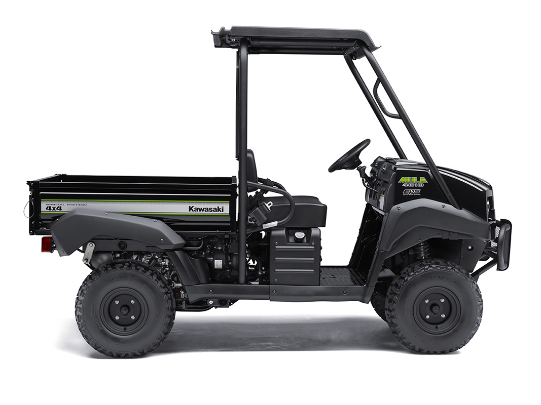 2017 Kawasaki Mule 4010 4x4 SE in Mount Pleasant, Michigan