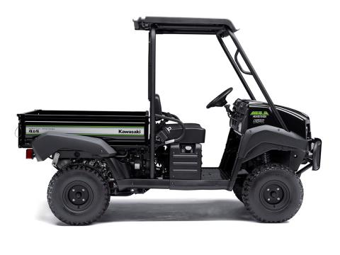 2017 Kawasaki Mule 4010 4x4 SE in Hollister, California