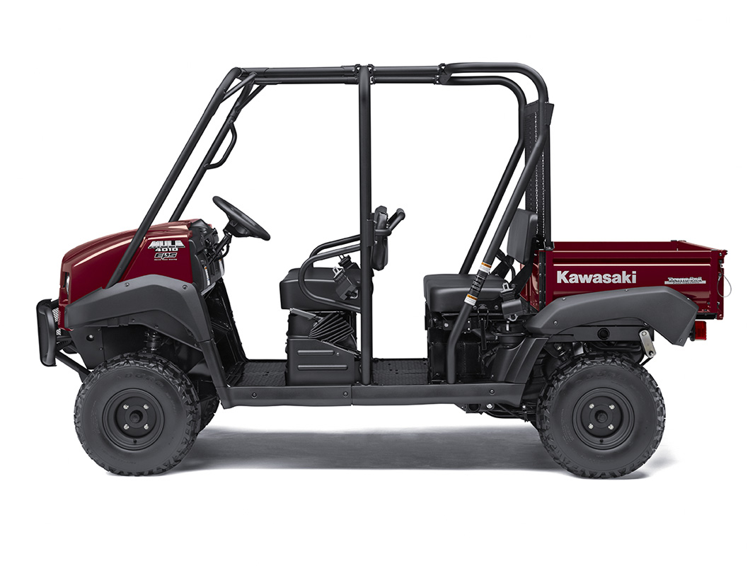 2017 Kawasaki Mule 4010 Trans4x4 in Albemarle, North Carolina