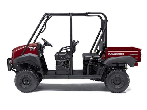 2017 Kawasaki Mule 4010 Trans4x4 in Harrison, Arkansas