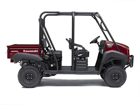 2017 Kawasaki Mule 4010 Trans4x4 in Winterset, Iowa