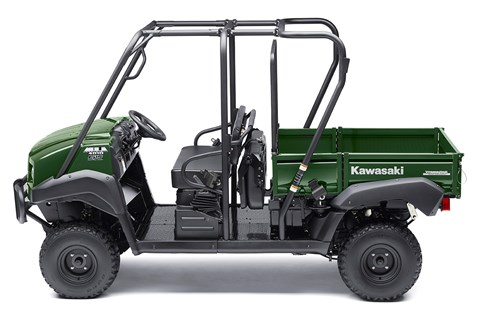 2017 Kawasaki Mule 4010 Trans4x4 in Fort Pierce, Florida