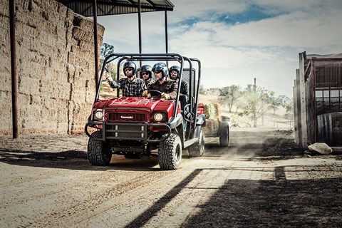 2017 Kawasaki Mule 4010 Trans4x4 in Hollister, California