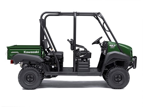 2017 Kawasaki Mule 4010 Trans4x4 in Bellevue, Washington