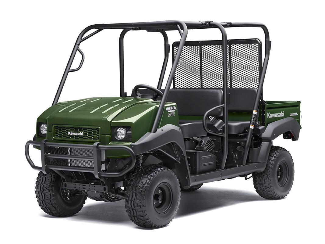 2017 Kawasaki Mule 4010 Trans4x4 in Dimondale, Michigan