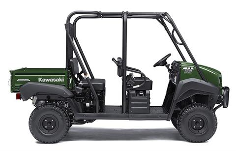2017 Kawasaki Mule 4010 Trans4x4 in Oak Creek, Wisconsin