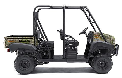 2017 Kawasaki Mule 4010 Trans4x4 Camo in Dimondale, Michigan