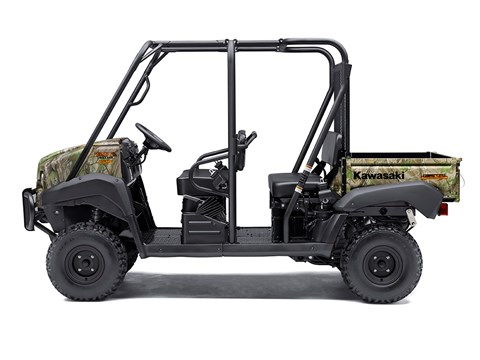 2017 Kawasaki Mule 4010 Trans4x4 Camo in Mount Pleasant, Michigan