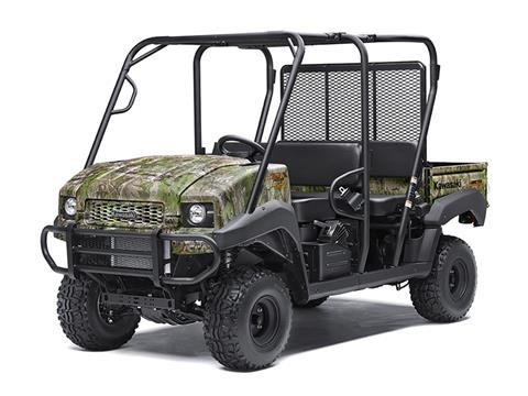 2017 Kawasaki Mule 4010 Trans4x4 Camo in Nevada, Iowa