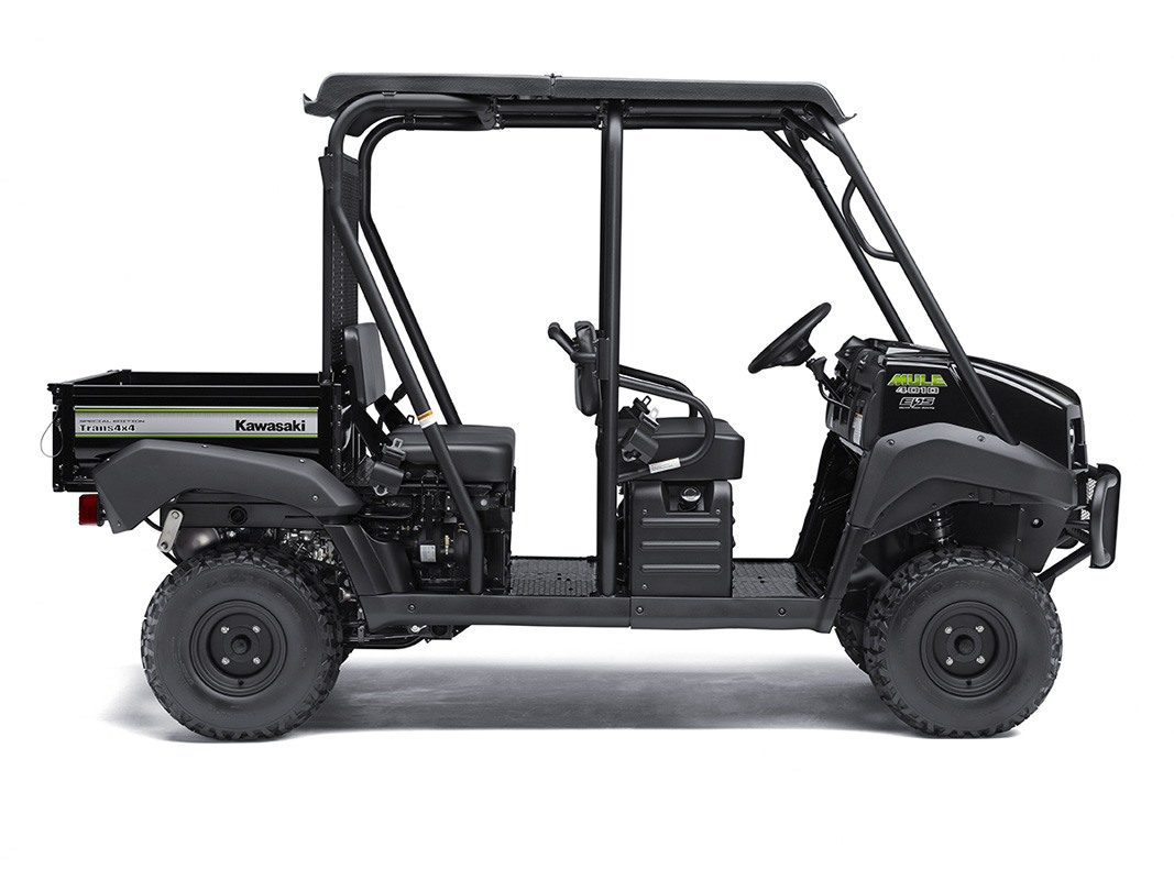 2017 Kawasaki Mule 4010 Trans4x4 SE in Mount Pleasant, Michigan