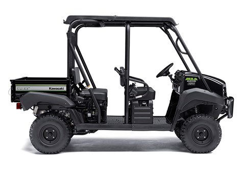 2017 Kawasaki Mule 4010 Trans4x4 SE in Greenville, North Carolina