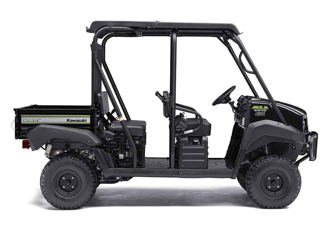 2017 Kawasaki Mule 4010 Trans4x4 SE in Dimondale, Michigan