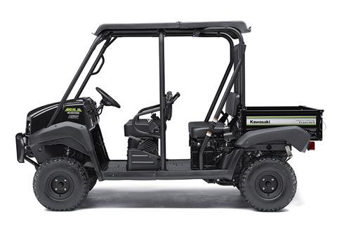 2017 Kawasaki Mule 4010 Trans4x4 SE in Hickory, North Carolina