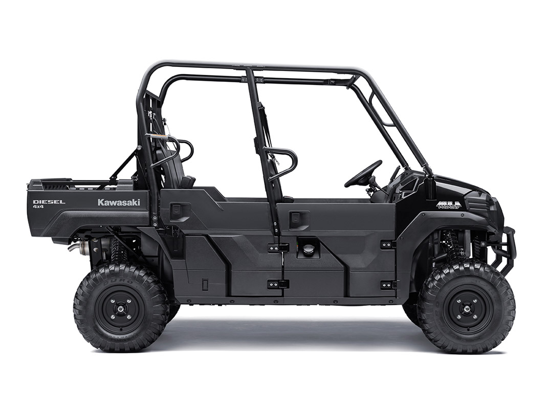 2017 Kawasaki Mule PRO-DXT Diesel in Wilkesboro, North Carolina