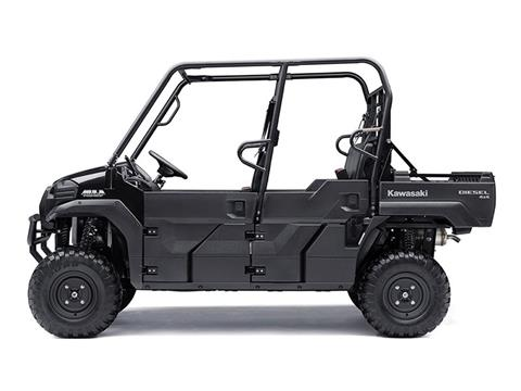 2017 Kawasaki Mule PRO-DXT Diesel in Howell, Michigan