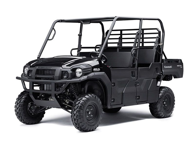 2017 Kawasaki Mule PRO-DXT Diesel in Johnson City, Tennessee