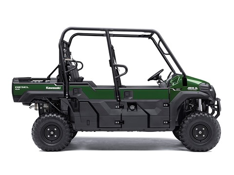 2017 Kawasaki Mule PRO-DXT EPS Diesel in South Paris, Maine