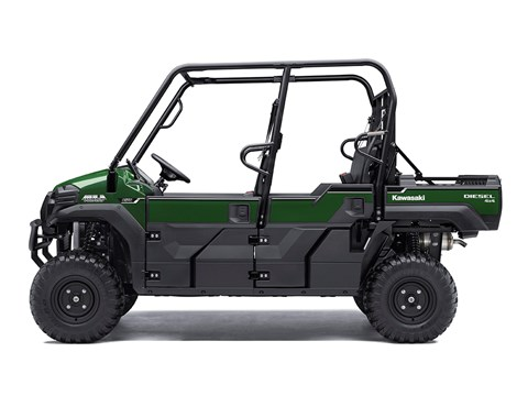 2017 Kawasaki Mule PRO-DXT EPS Diesel in Las Cruces, New Mexico