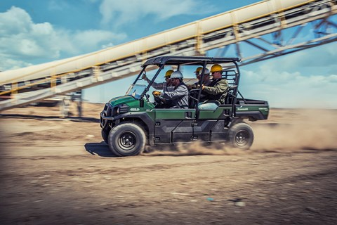 2017 Kawasaki Mule PRO-DXT EPS Diesel in Traverse City, Michigan