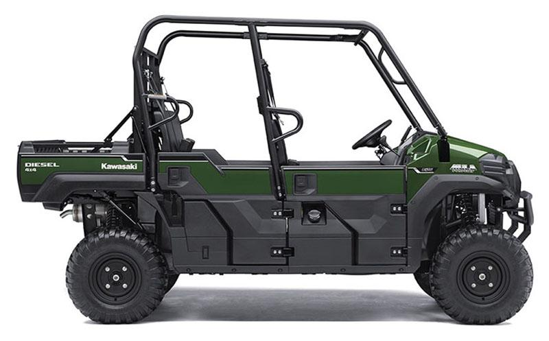 2017 Kawasaki Mule PRO-DXT EPS Diesel in La Marque, Texas - Photo 1