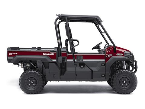 2017 Kawasaki Mule PRO-DXT EPS LE Diesel in Valparaiso, Indiana