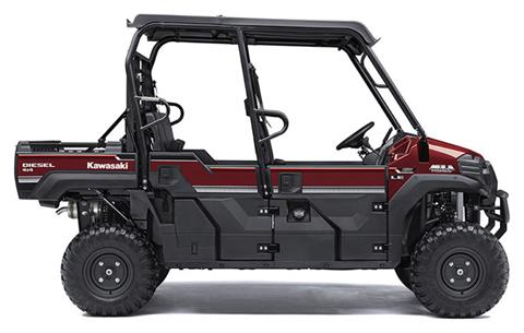 2017 Kawasaki Mule PRO-DXT EPS LE Diesel in Dimondale, Michigan