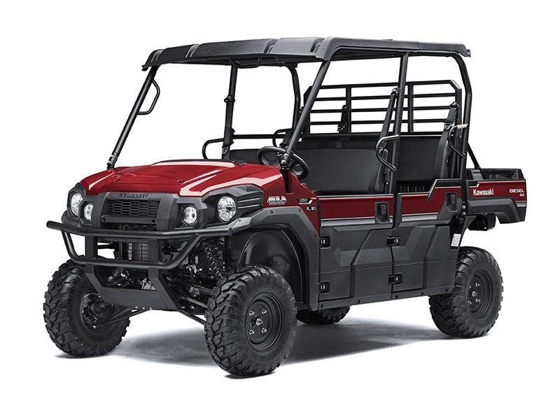 2017 Kawasaki Mule PRO-DXT EPS LE Diesel in Yuba City, California