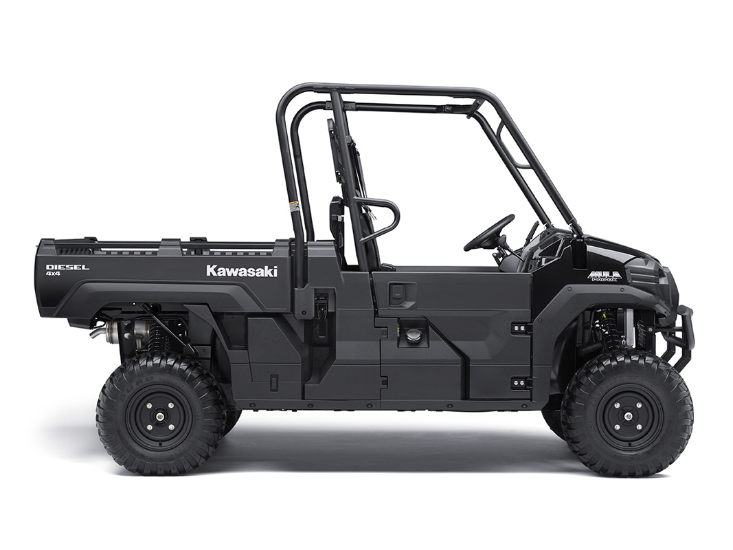 2017 Kawasaki Mule PRO-DX Diesel in Highland, Illinois