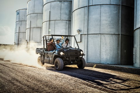 2017 Kawasaki Mule PRO-DX Diesel in Nevada, Iowa