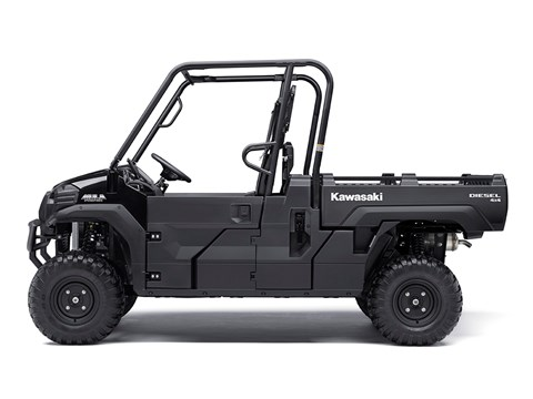 2017 Kawasaki Mule PRO-DX Diesel in Mount Vernon, Ohio