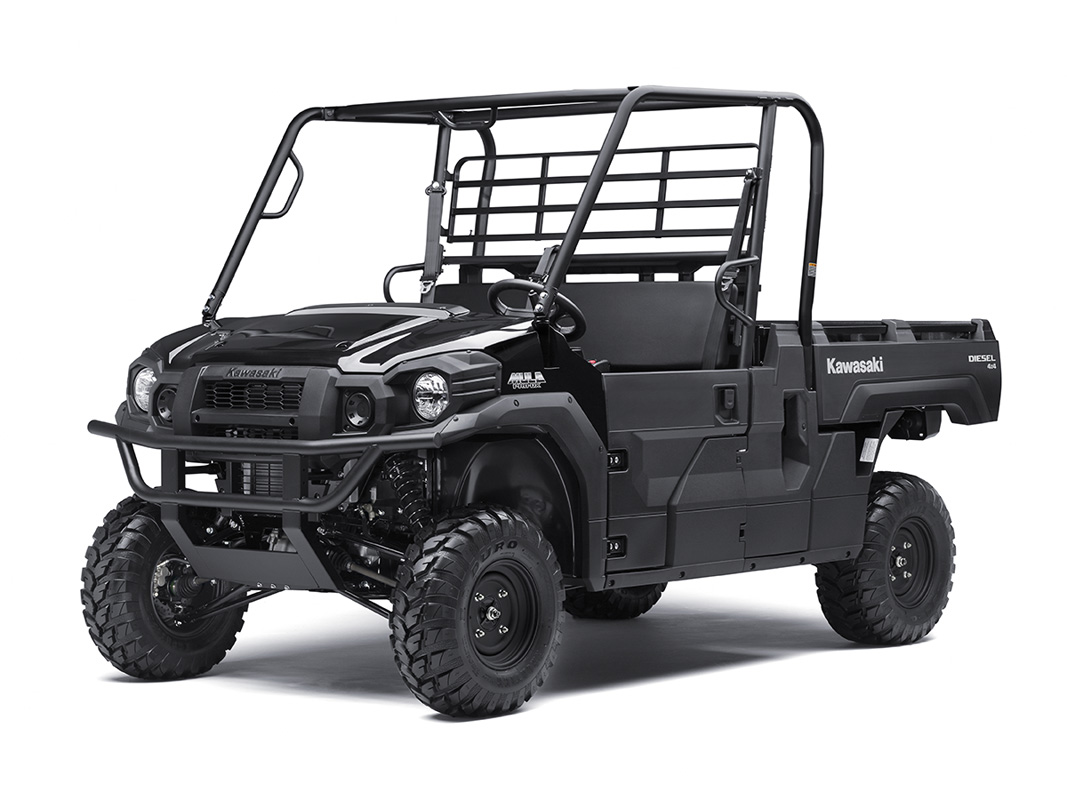 2017 Kawasaki Mule PRO-DX Diesel in Hollister, California