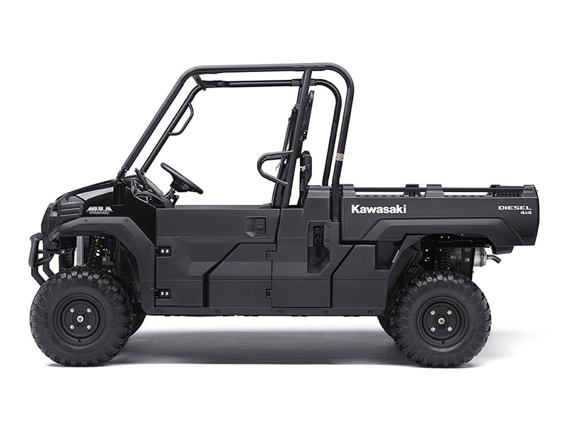 2017 Kawasaki Mule PRO-DX Diesel in Ashland, Kentucky