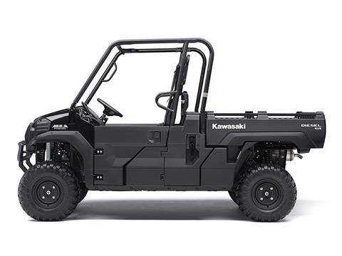 2017 Kawasaki Mule PRO-DX Diesel in South Haven, Michigan