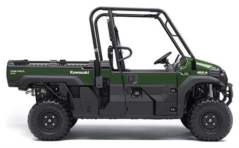2017 Kawasaki Mule PRO-DX EPS Diesel in Dimondale, Michigan