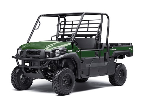 2017 Kawasaki Mule PRO-DX EPS Diesel in Traverse City, Michigan