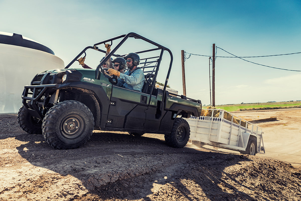 2017 Kawasaki Mule PRO-DX EPS Diesel in San Jose, California