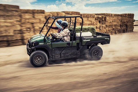 2017 Kawasaki Mule PRO-DX EPS Diesel in Colorado Springs, Colorado