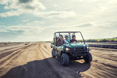 2017 Kawasaki Mule PRO-DX EPS Diesel in Clearwater, Florida