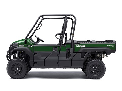 2017 Kawasaki Mule PRO-DX EPS Diesel in Norfolk, Virginia