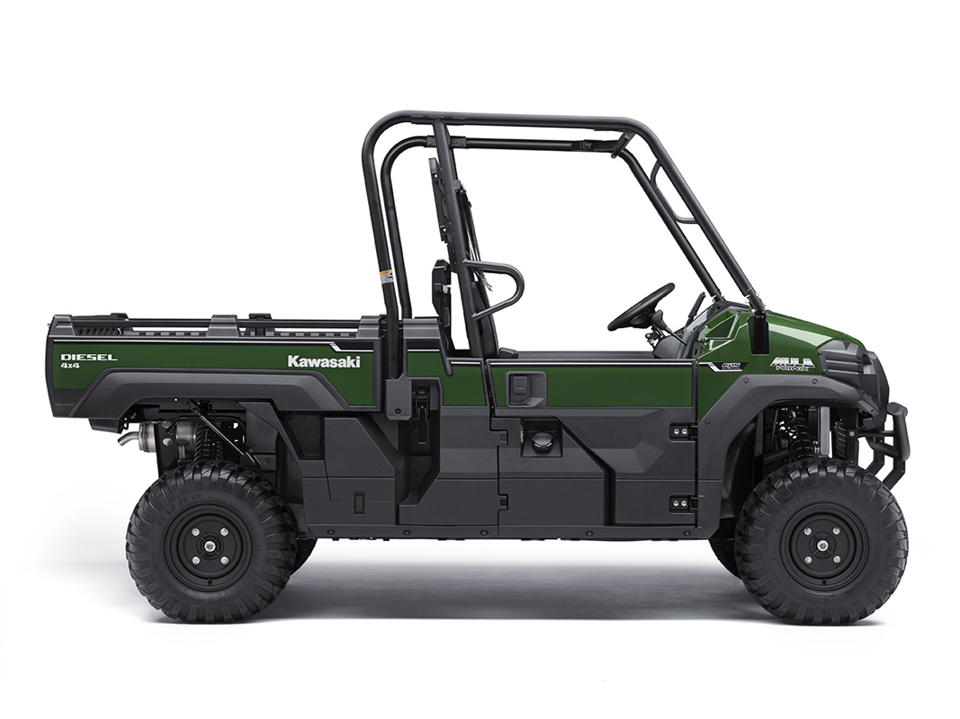 2017 Kawasaki Mule PRO-DX EPS Diesel in Greenville, South Carolina