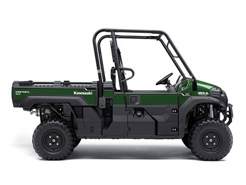 2017 Kawasaki Mule PRO-DX EPS Diesel in Yuba City, California