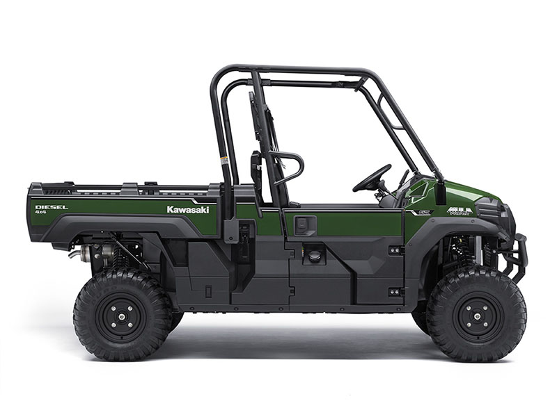 2017 Kawasaki Mule PRO-DX EPS Diesel in Greenville, North Carolina