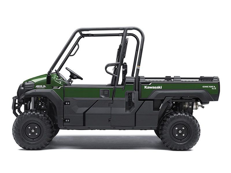 2017 Kawasaki Mule PRO-DX EPS Diesel in Nevada, Iowa