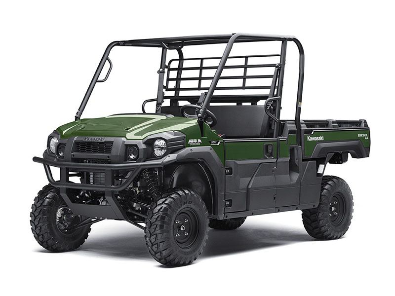 2017 Kawasaki Mule PRO-DX EPS Diesel in Brooklyn, New York