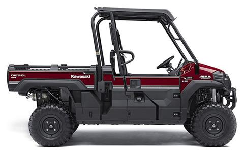2017 Kawasaki Mule PRO-DX EPS LE Diesel in Dimondale, Michigan