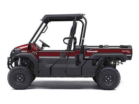 2017 Kawasaki Mule PRO-DX EPS LE Diesel in Brewton, Alabama