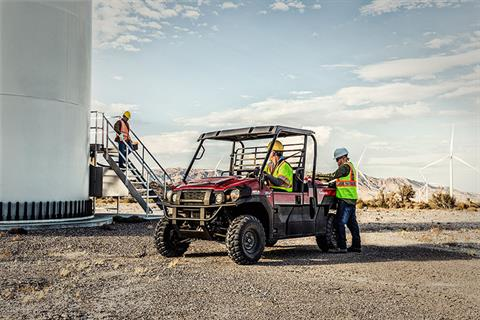 2017 Kawasaki Mule PRO-DX EPS LE Diesel in Norfolk, Virginia