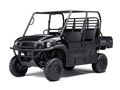 2017 Kawasaki Mule PRO-FXT in Highland, Illinois