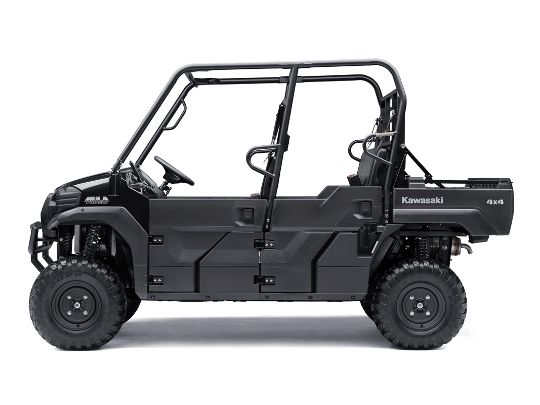 2018 Kawasaki Mule PRO-FXT in Dubuque, Iowa