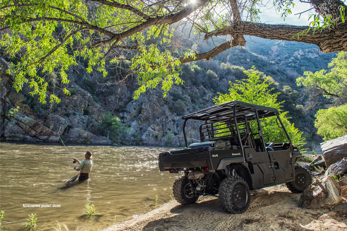2018 Kawasaki Mule PRO-FXT in Colorado Springs, Colorado